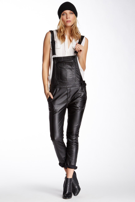 Leather Overalls Wardrobemag Com