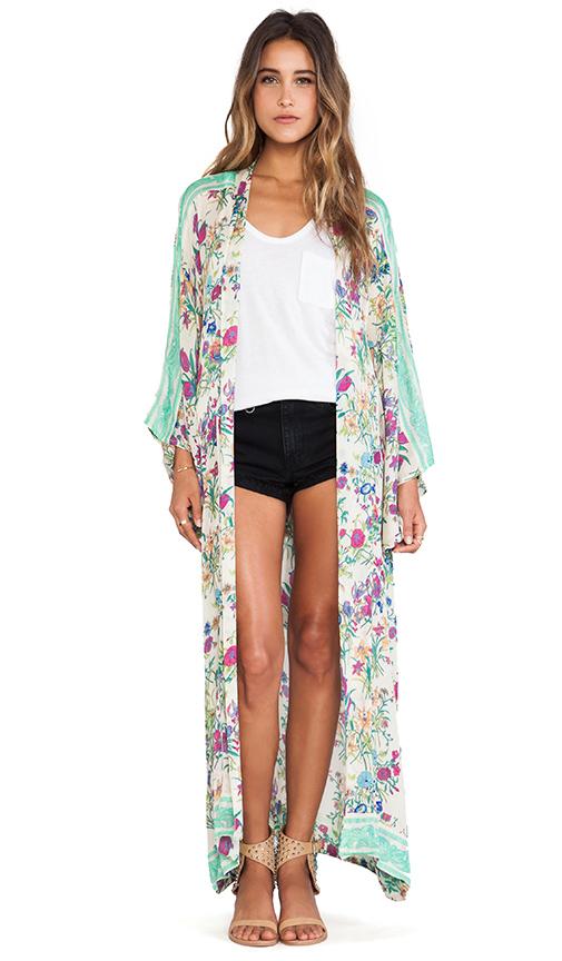 Long Kimono Wardrobe Mag