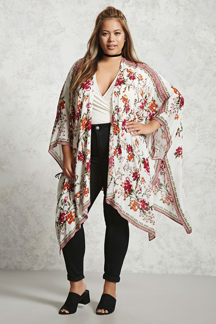 Plus Size Formal Dresses Under 100: Plus Size Kimono