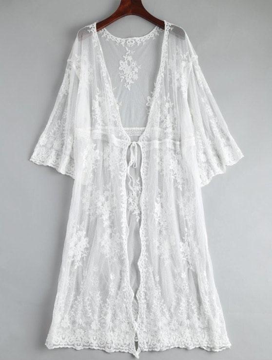 Beach Kimono Wardrobe Mag