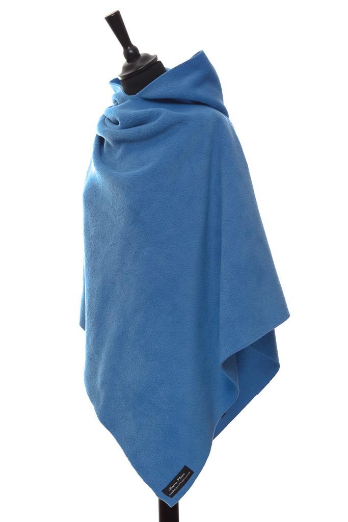 Fleece Poncho Wardrobe Mag