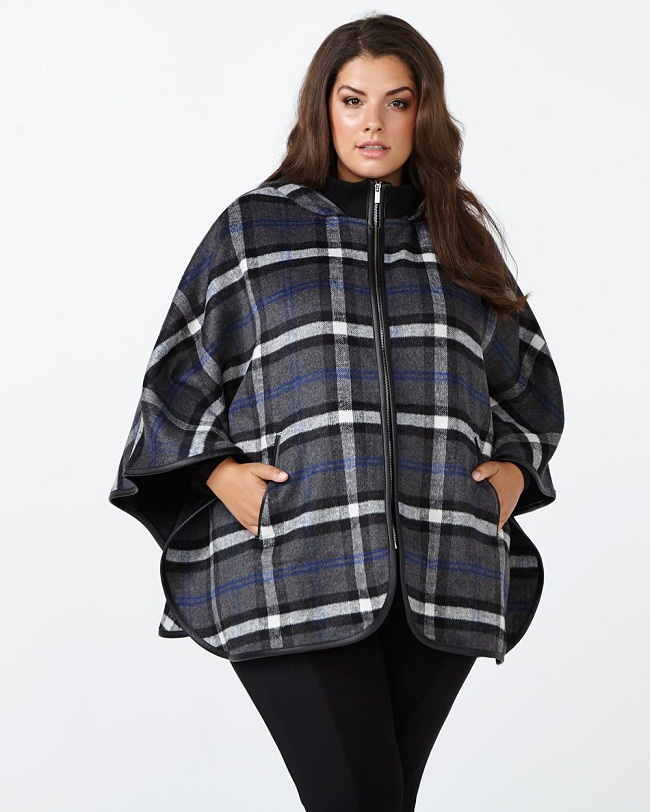 Sweater Coat Plus Size