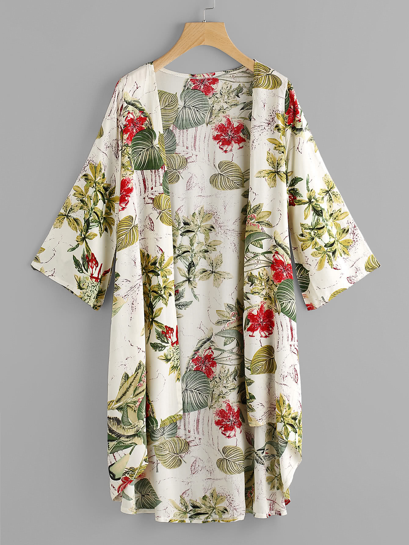 Tropical Kimono | Wardrobe Mag