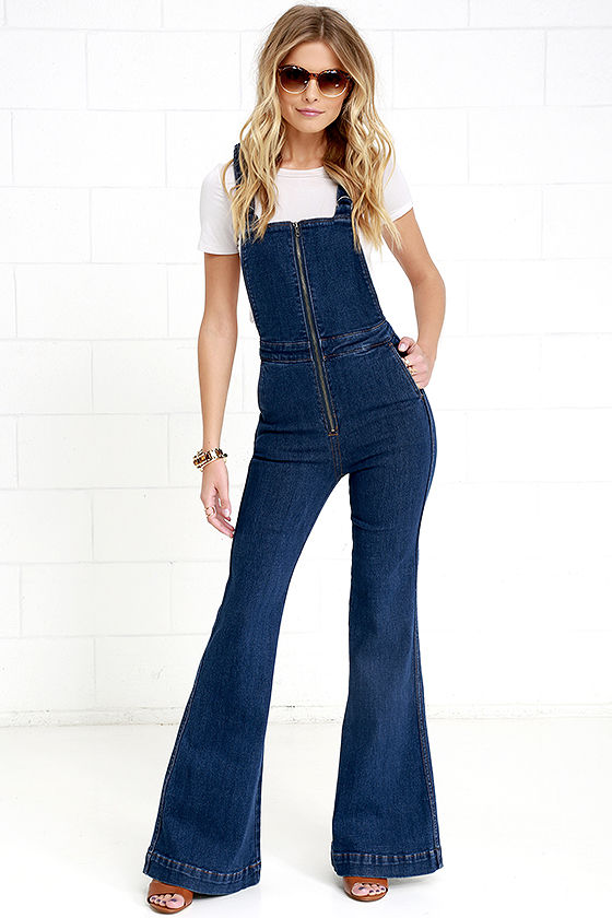 classic shoes united states cheapest sale High Waisted Overalls | WardrobeMag.com