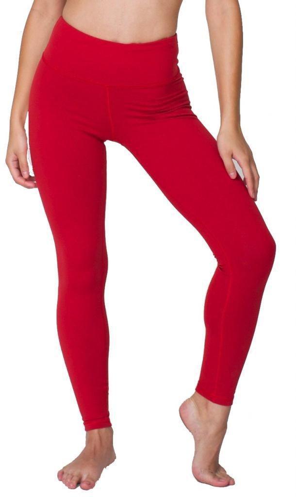 119a4bd102 Red Workout Leggings | WardrobeMag.com